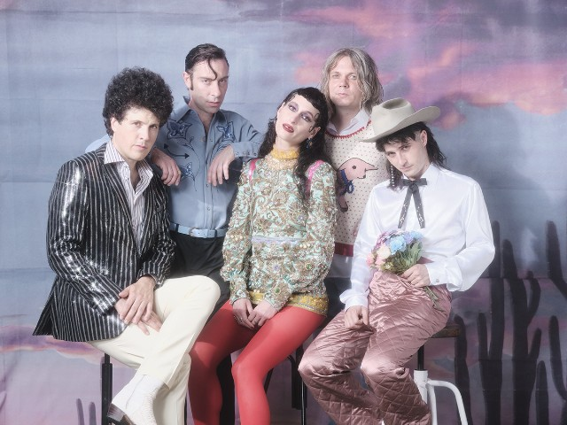 Band of the Week the Black Lips