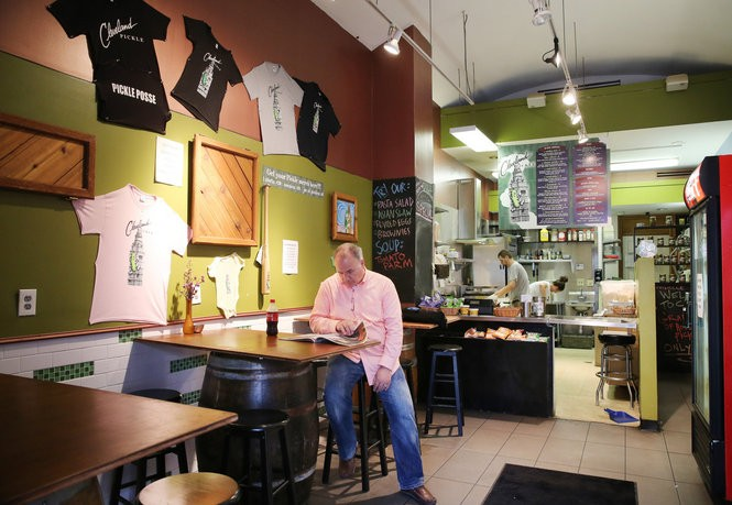 Clevelands Sitting Pretty With Fast Casual Middle Eastern Fare