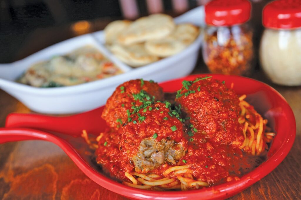 Polpetta Takes Meatballs on a Clever and Wholly Satisfying Culinary Journey