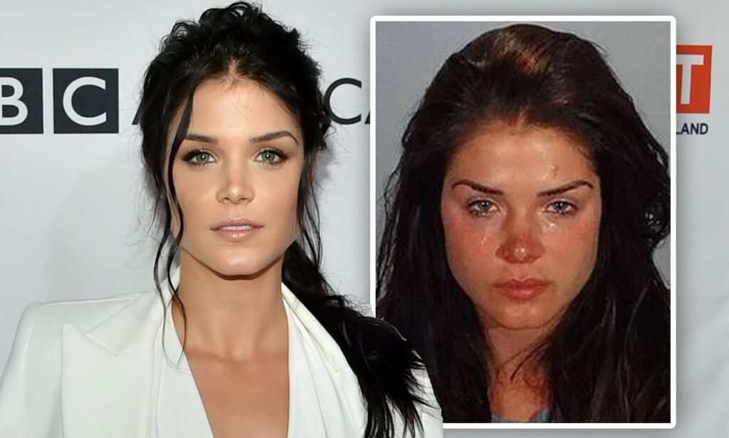 The100s Marie Avgeropoulos Arrested for Domestic Violence